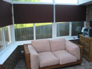 Aquarius Blinds Surrey  - conservatory roller blinds available now