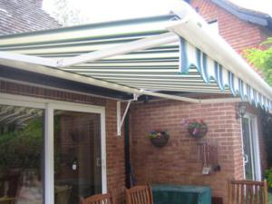 Aquarius Blinds Rosehill  - outside blinds