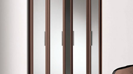Bifold door BLINDS blinds